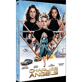 Charlie's angels, Dvd