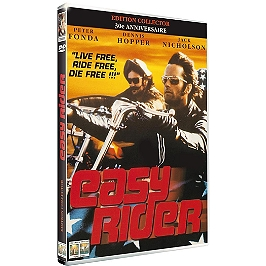 Easy rider, édition anniversaire, Dvd
