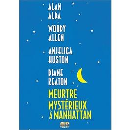 Meurtre mystérieux à Manhattan, Dvd
