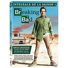 Coffret breaking bad, saison 1, Dvd