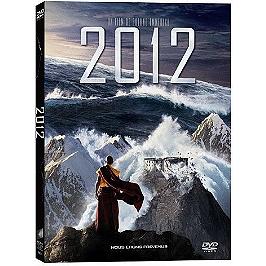 2012, Dvd