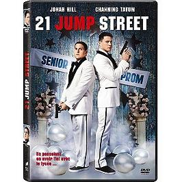 21 jump street, Dvd