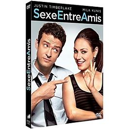 Sexe entre amis, Dvd
