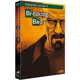 Breaking bad, saison 4, Dvd
