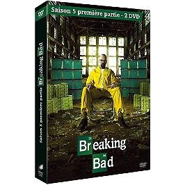 Coffret breaking bad, saison 5, vol. 1, Dvd