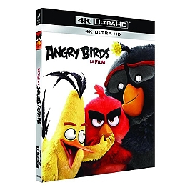 Angry birds le film, Blu-ray 4K