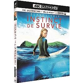 Instinct de survie, Blu-ray 4K