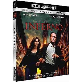 Inferno, Blu-ray 4K