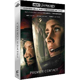 Premier contact, Blu-ray 4K