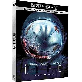 Life, origine inconnue, Blu-ray 4K