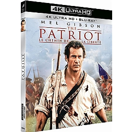 The patriot : le chemin de la liberté, Blu-ray 4K