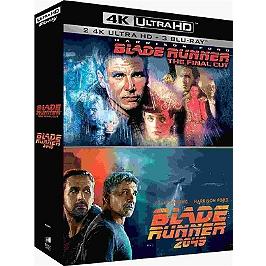 Coffret blade runner 2 films : blade runner ; blade runner 2049, Blu-ray 4K