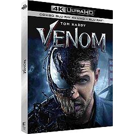 Venom, Blu-ray 4K