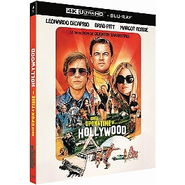 Once upon a time in...Hollywood, Blu-ray 4K