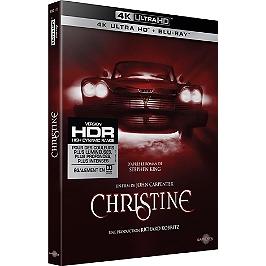 Christine, Blu-ray 4K