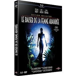 Le baiser de la femme araignée, Blu-ray
