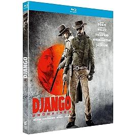 Django unchained, Blu-ray