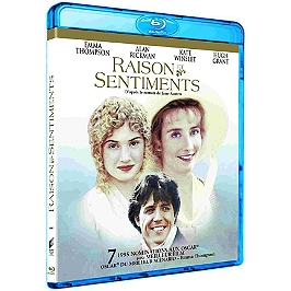 Raisons et sentiments, Blu-ray