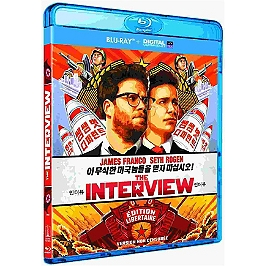L'interview qui tue ! - the interview, Blu-ray