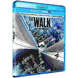 The walk - rêver plus haut, Blu-ray