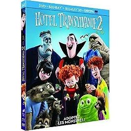 Hotel Transylvanie 2, Blu-ray 3D