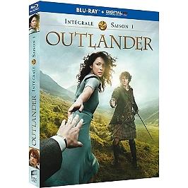 Coffret outlander, saison 1, Blu-ray