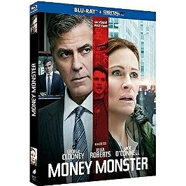 Money monster, Blu-ray