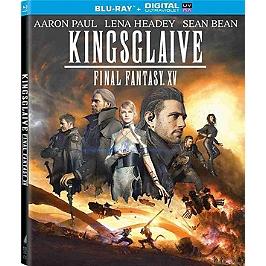 Final fantasy XV : kingsglaive, Blu-ray