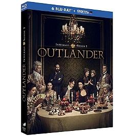Coffret outlander, saison 2, Blu-ray