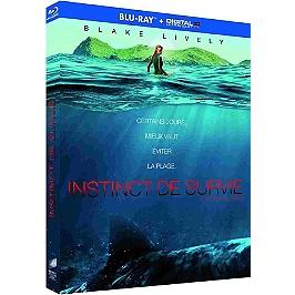 Instinct de survie, Blu-ray