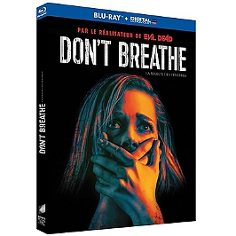 Don't breathe, Blu-ray