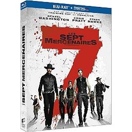 Les 7 mercenaires, Blu-ray