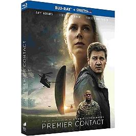 Premier contact, Blu-ray