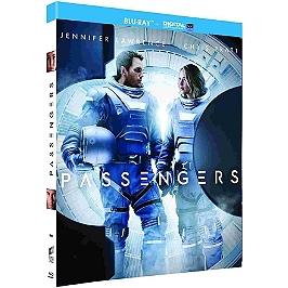Passengers, Blu-ray