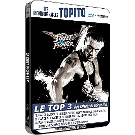 Street fighter, Blu-ray