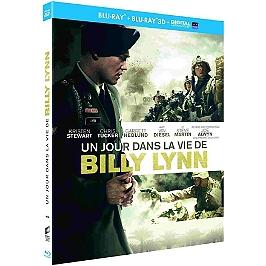 Un jour dans la vie de Billy Lynn, Blu-ray 3D