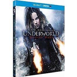 Underworld 4 : blood wars, Blu-ray