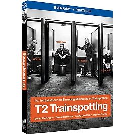 T2 trainspotting 2, Blu-ray