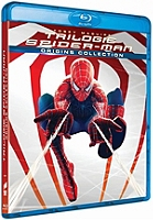 Coffret trilogie Spider-Man origins en Blu-ray