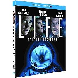 Life, origine inconnue, Blu-ray