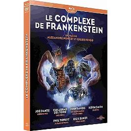 Le complexe de Frankenstein, Blu-ray