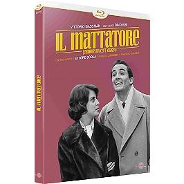 Il mattatore - l'homme aux cent visages, Blu-ray
