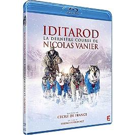Iditarod, la dernière course de Nicolas Vanier, Blu-ray