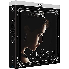 Coffret the crown, saison 1, édition collector, Blu-ray