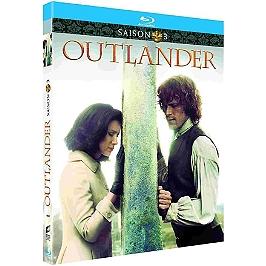 Coffret outlander, saison 3, Blu-ray
