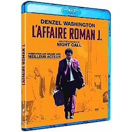 L'affaire Roman J, Blu-ray