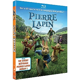 Pierre Lapin, Blu-ray