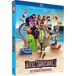 Hôtel Transylvanie 3 : des vacances monstrueuses, Blu-ray
