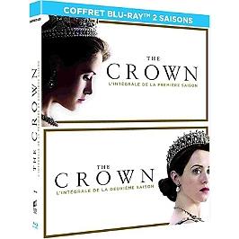Coffret the crown, saisons 1 et 2, Blu-ray