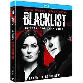 Coffret the blacklist, saison 5, 22 épisodes, Blu-ray